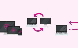 add, switch, return devices