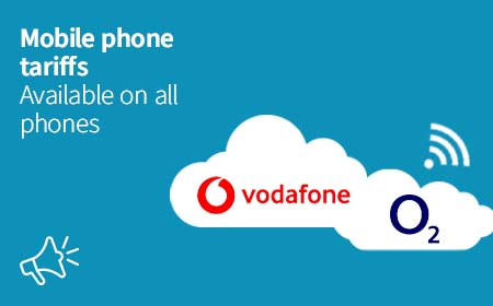 Mobile phone tariffs for all phones