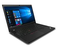 Lenovo ThinkPad T15p side view